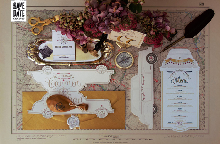 save the date, save the date projects, the love forest, invitación de bodas, bodas, wedding, wedding designer, wedding planner, asturias, madrid, bodas diferentes,